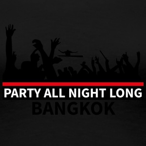 BANGKOK - Party - Dame premium T-shirt