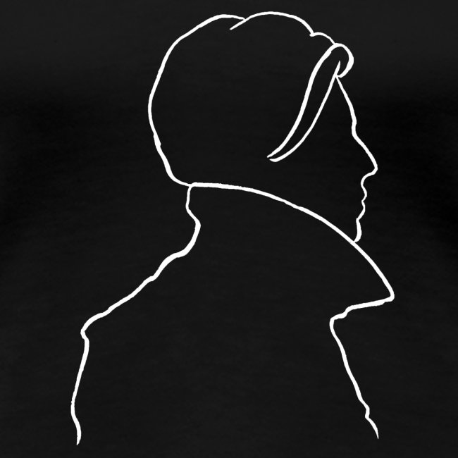 David Bowie Low (white)
