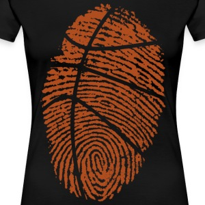 Basketball DNA - Women's Premium T-Shirt