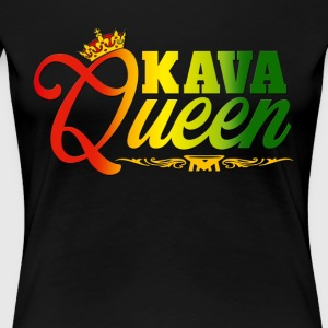 Kava Queen - Women's Premium T-Shirt
