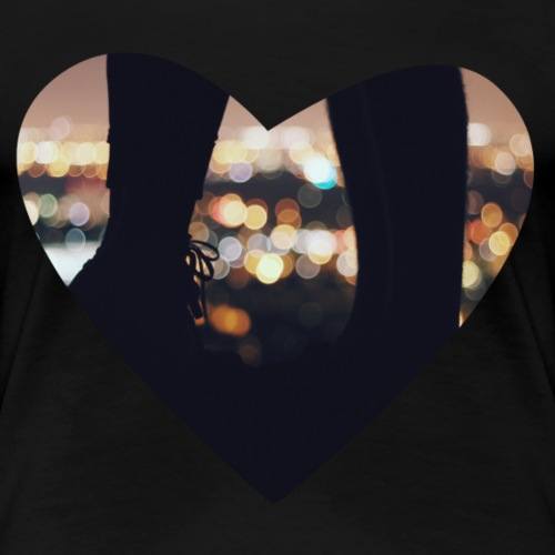 Secret Kiss - Frauen Premium T-Shirt