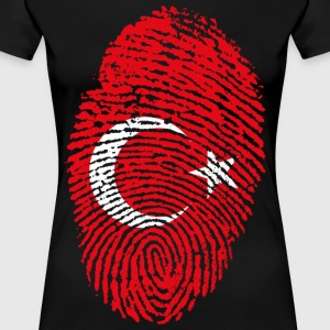 TURKIJE 4 EVER COLLECTION - Vrouwen Premium T-shirt