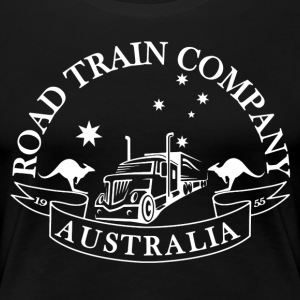 Road Train - Frauen Premium T-Shirt