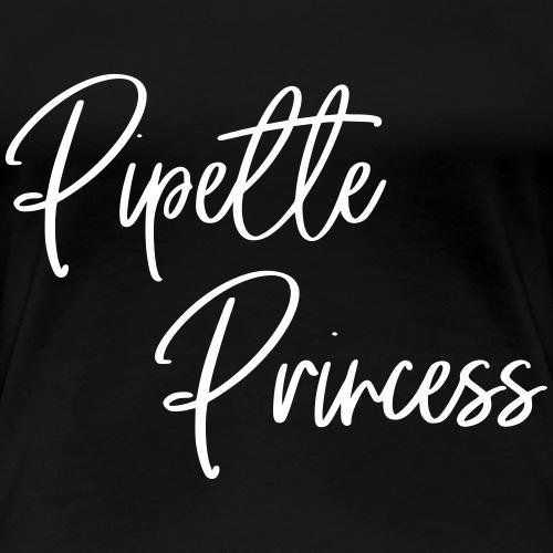 Pipette Princess - Women's Premium T-Shirt
