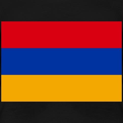 Armenia flag - Women's Premium T-Shirt