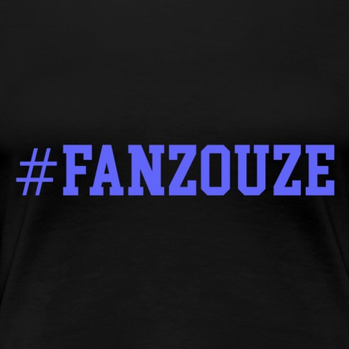 Thsirt Tpmp #fanzouze bleu - T-shirt Premium Femme