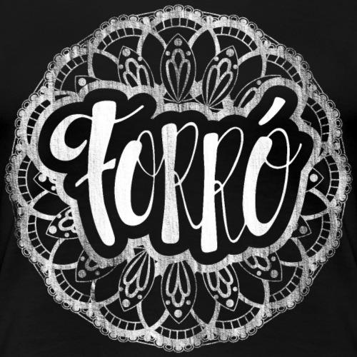 Forro Ornament -w- - Frauen Premium T-Shirt