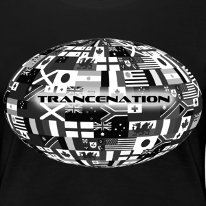Trance Nation - Frauen Premium T-Shirt