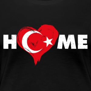 Home love Turkey - Women's Premium T-Shirt