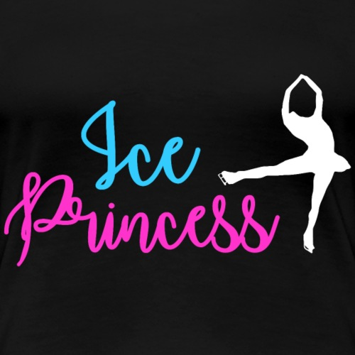 Ice Princess - Frauen Premium T-Shirt