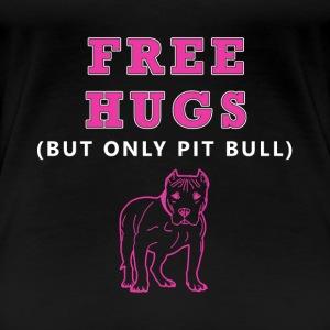 Pitbull Lover - Frauen Premium T-Shirt