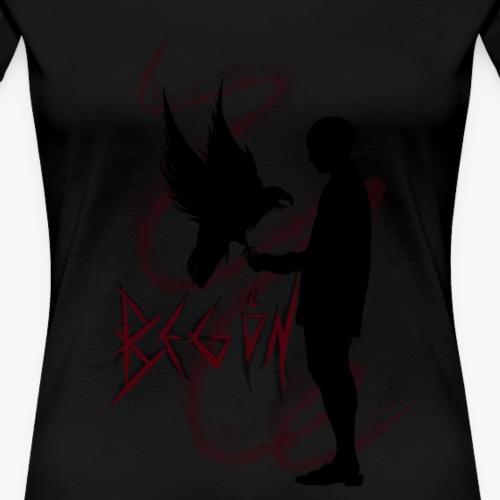 Begin-JK - T-shirt Premium Femme