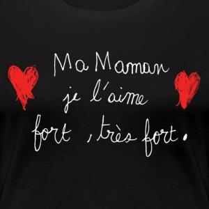 Cœur et amour pour dire je t'aime, i love you