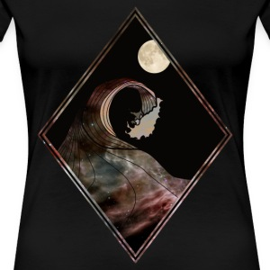 Darkwave - Women's Premium T-Shirt
