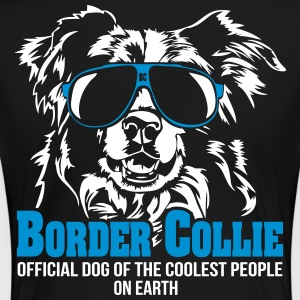 Border Collie Coolest People - Frauen Premium T-Shirt