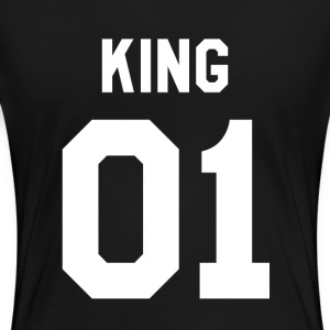 KING 01 LIMITED EDITION - Premium-T-shirt dam