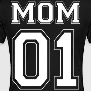 MOM 01 - White Edition - Premium T-skjorte for kvinner