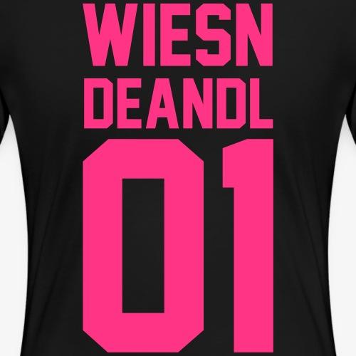 Wiesn Deandl - Oktoberfest - Frauen Premium T-Shirt