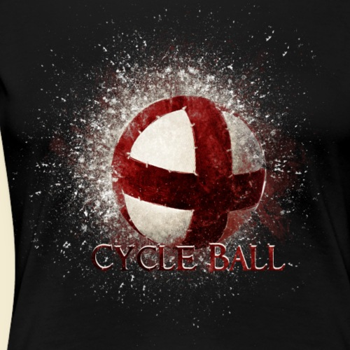 Radball   Cycle Ball - Frauen Premium T-Shirt