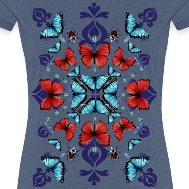 Mix di farfalle