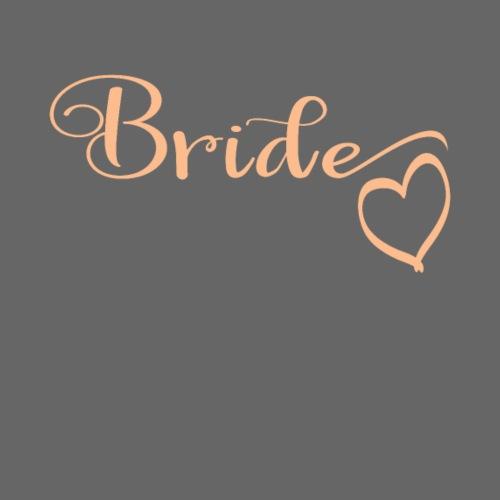JGA Gruppenshirt Bride Braut