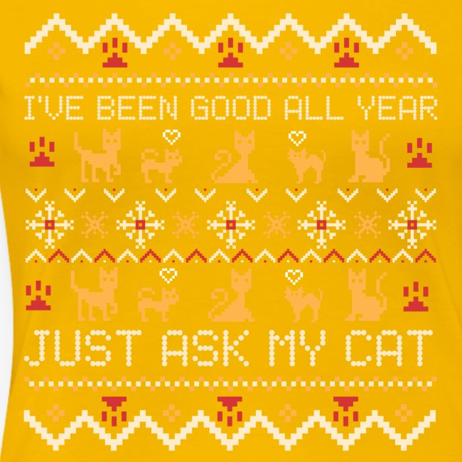 Just ask My Cat