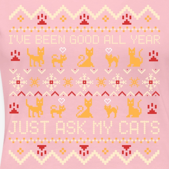 Just ask My Cats