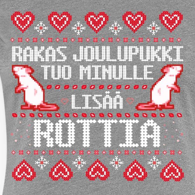 Joulupukki rottia