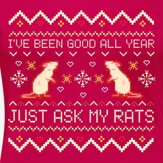 Just Ask My Rats