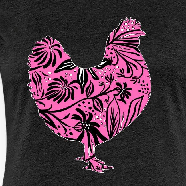 Flower Chicken IV