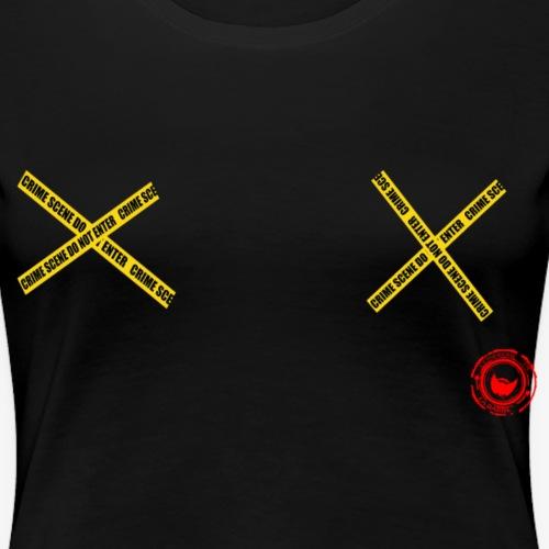 scene - Women's Premium T-Shirt