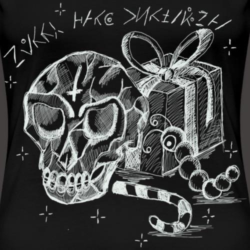 Merry Dark Christmas - T-shirt Premium Femme