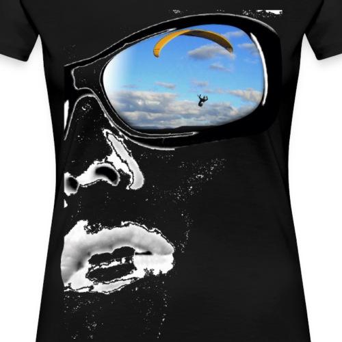 sunglass06 - Frauen Premium T-Shirt