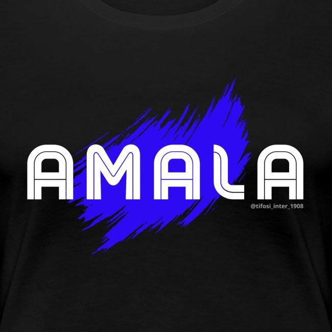 Amala, pazza inter (nera)