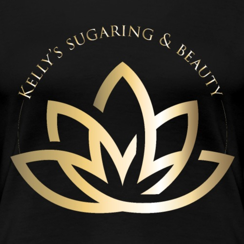 Kelly's Sugaring & Beauty - Women's Premium T-Shirt
