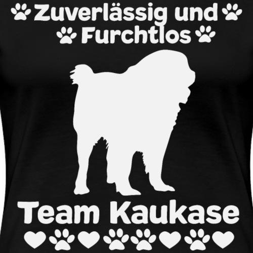 Owtscharka Kaukasischer Schäferhund - Frauen Premium T-Shirt