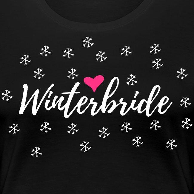 Winter Hochzeit Braut Junggesellenabschied JGA