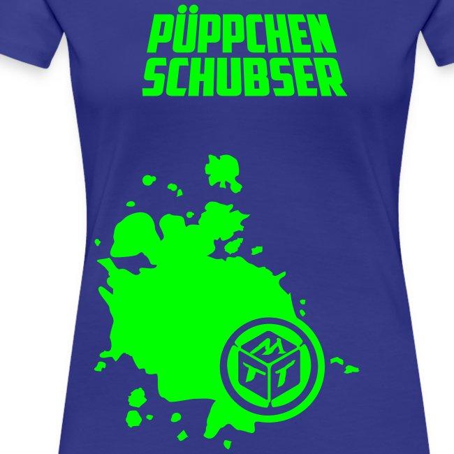mg shirt pueppchenschubser