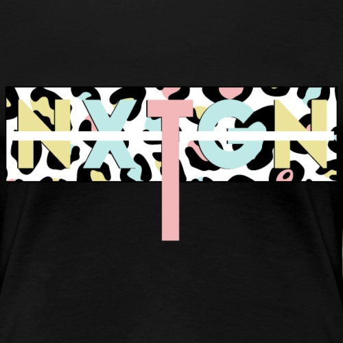 NXTGN x LeoColor x Woman - Frauen Premium T-Shirt