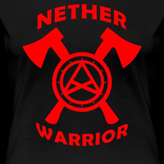 Nether Warrior T-shirt