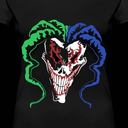 Jester T - Frauen Premium T-Shirt