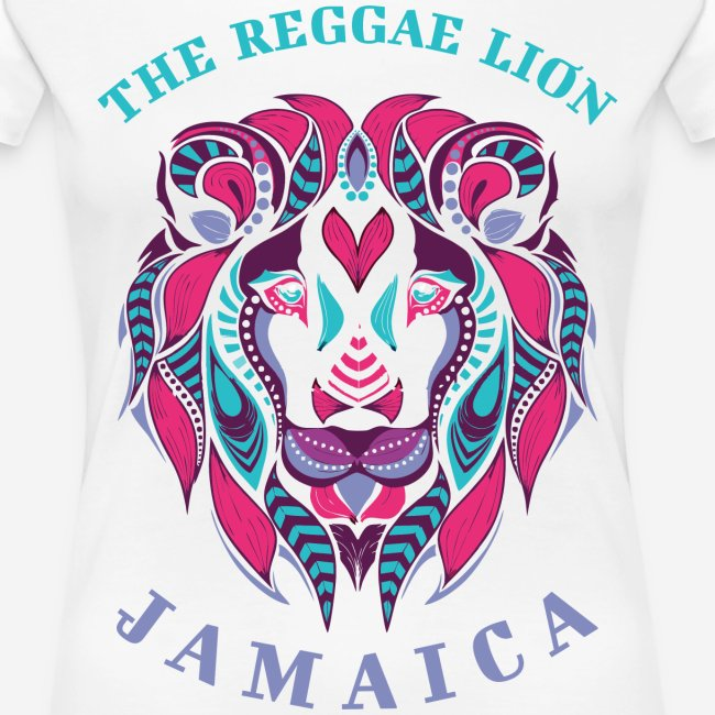 reggae lion jamaica