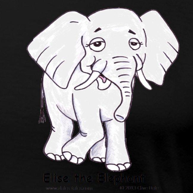 Elise the Elephant Named