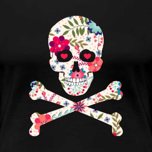 JOLLY ROGER - Frauen Premium T-Shirt