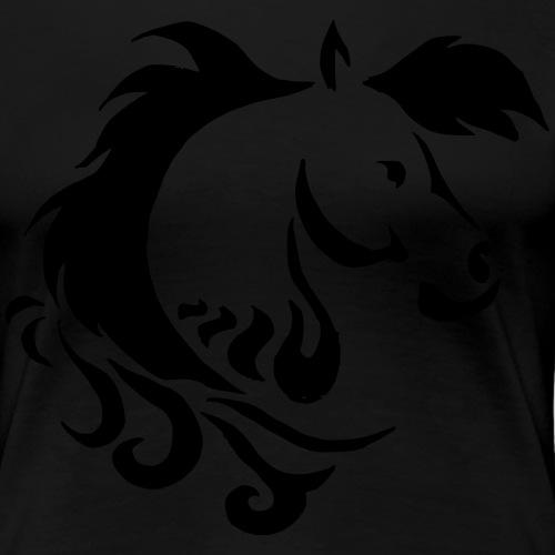 Pony Tribal - Women's Premium T-Shirt