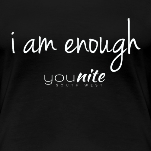 I am enough - Women's Premium T-Shirt