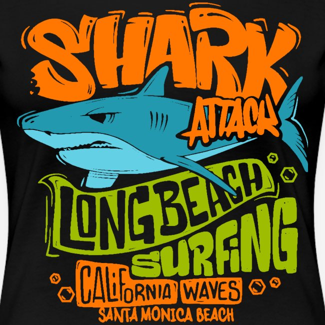 Hai-Surf-Surfen california