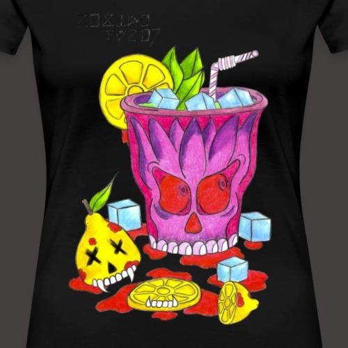 MOJITO LEMON - T-shirt Premium Femme