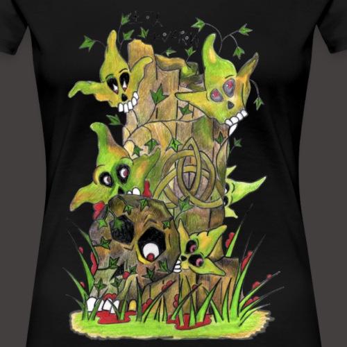 Ivy Death - T-shirt Premium Femme