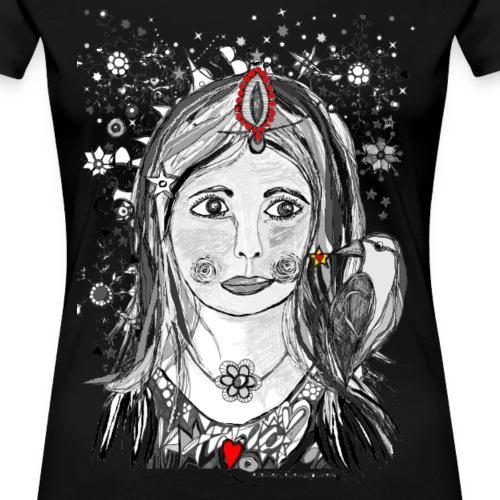 Sternenzauber - Frauen Premium T-Shirt